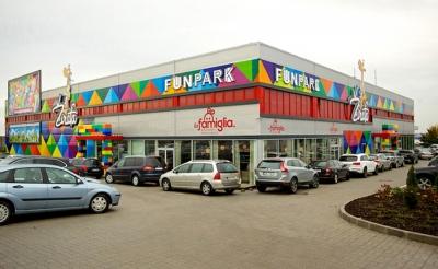 FUN PARK ŽIRAFA ČESTLICE